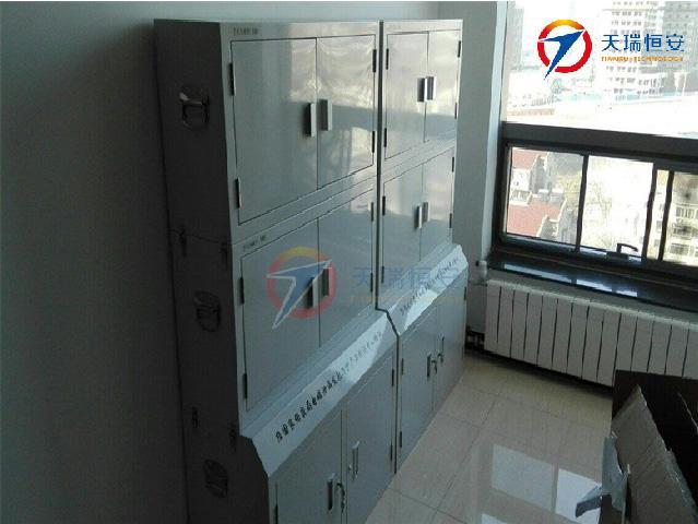 北京公安局通州分局手机屏蔽柜项目