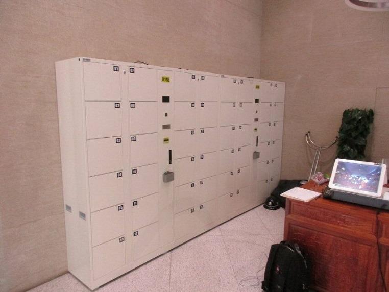 【天瑞恒安】信息共享时代的智能储物柜