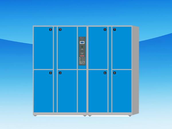 条码电子存包柜的功能及使用方法