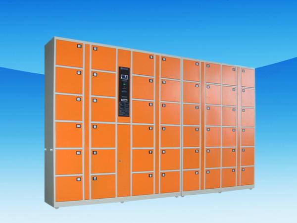 各投币式储物柜系统开启方式的介绍|智能储物柜