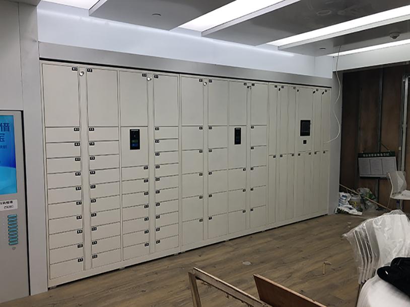 湖南长沙市便民服务中心正式上线智能储物柜 --提高生活质量指数