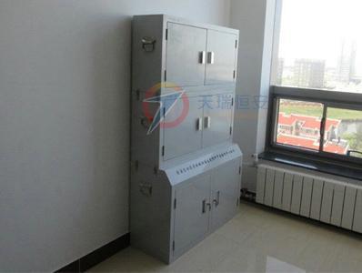 热烈祝贺北京市公安局通州分局采购天瑞恒安手机屏蔽柜