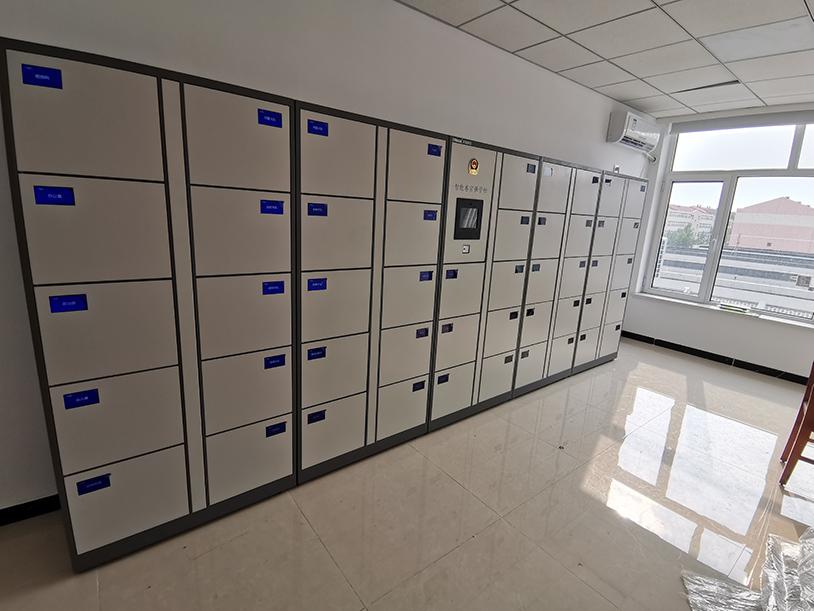 科技引领智慧办案天津市公安局红桥分局引进天瑞恒安智能卷宗柜系统