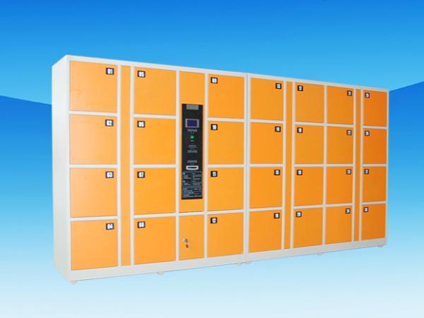 什么是超市电子存包柜?_ 条形码式寄存柜_全国销量领先