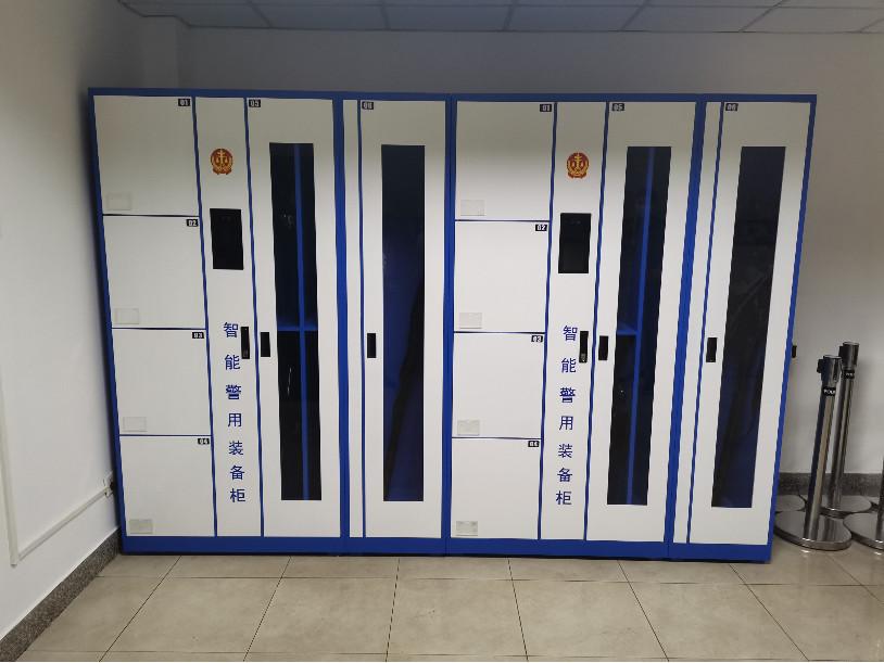 北京房山区人民法院-引进天瑞恒安智能单警装备柜开启装备管理新篇章