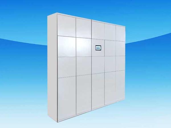 模拟用户储物模式下生产的自动存包柜,便利学生储存
