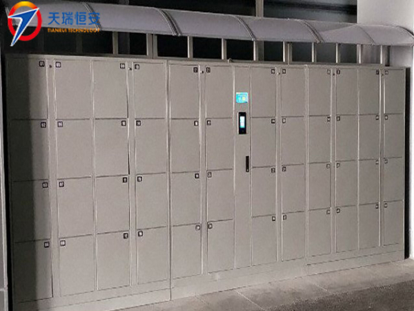 北京北人印刷设备股份公司人脸识别智能储物柜项目