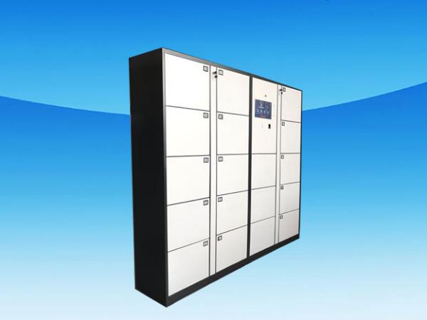 智能柜存储功能信息安全有保障,与传统机械储物柜相比优势需求更大