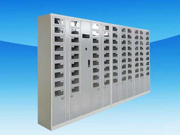 通过智能电子寄存柜操作步骤,进一步体现电子寄存柜存储的便利