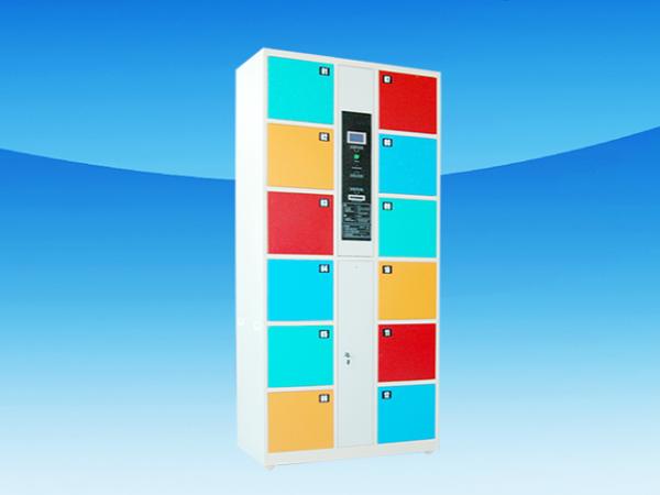刷卡型电子寄存柜如何进行质量鉴别_智能存储柜