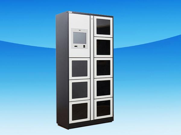 智能文件交换柜保证文件管理规整,智能管理系统适合不同工况