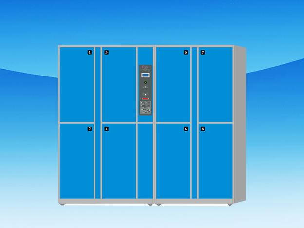 自动寄存柜多少钱由技术决定价格