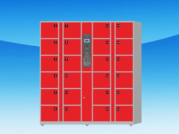 电子更衣柜厂家生产的更衣柜智能化操作很方便