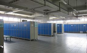 华北电力大学智能更衣柜
