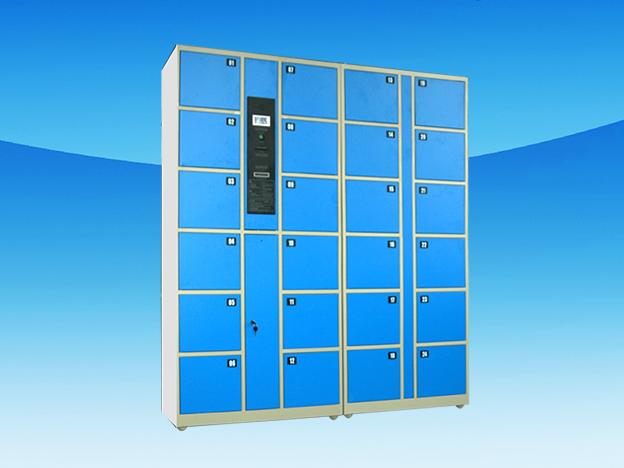 自动储物柜的操作具体步骤