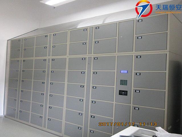 北京市怀柔区玛氏全球食品安全中心电子存包柜项目