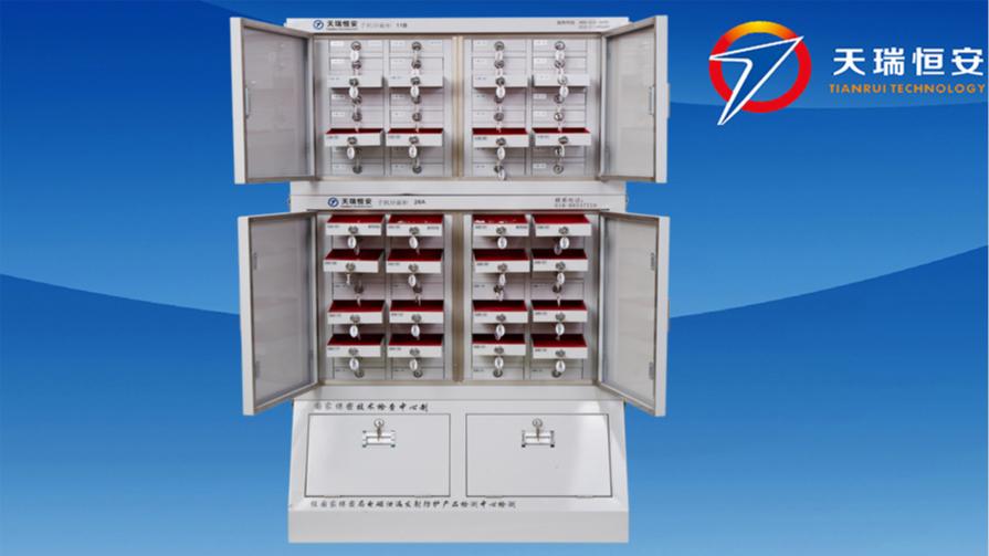 32格手机信号屏蔽柜组合式