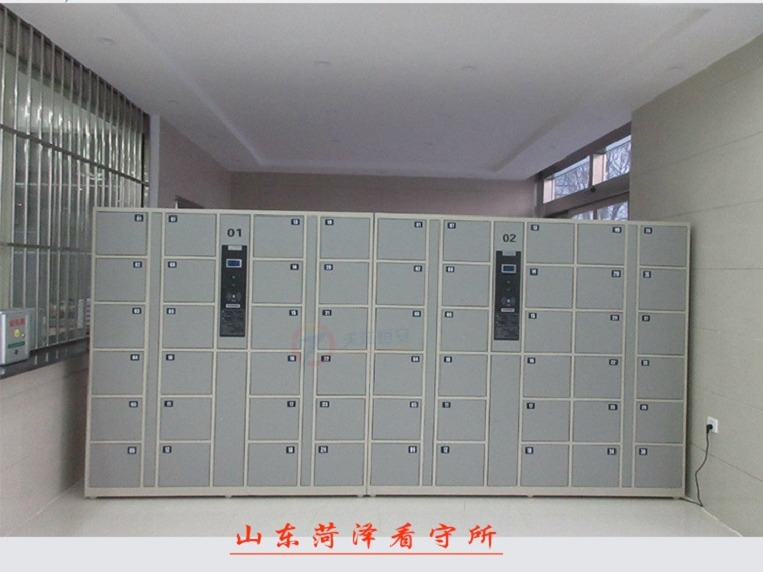 【天瑞恒安】微信智能储物柜打破传统储物模式