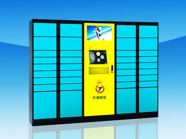 智能快递柜能取代人工吗?来看看它是怎样运作的吧