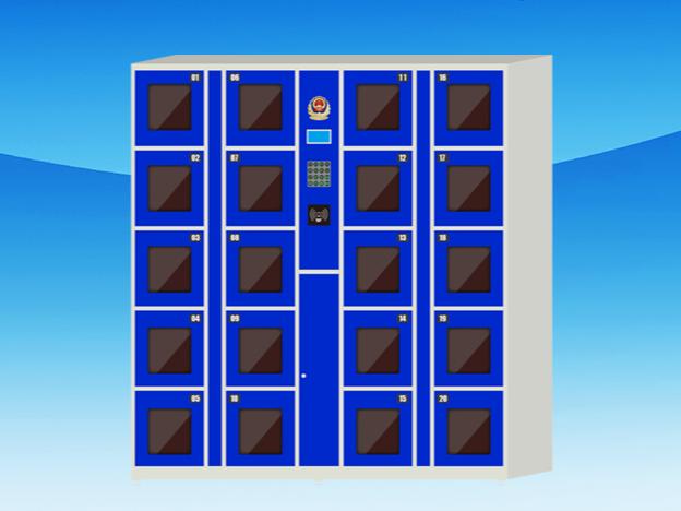 智能案管柜价格包含技术和造型因素