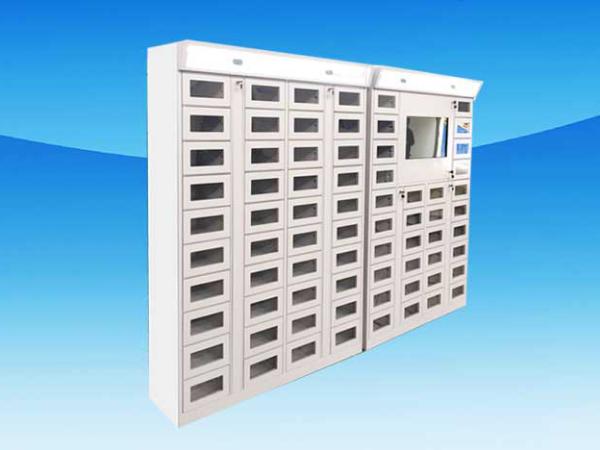 人脸识别型电子存包柜环保储存,加强环保意识存包柜厂家严选生产材料