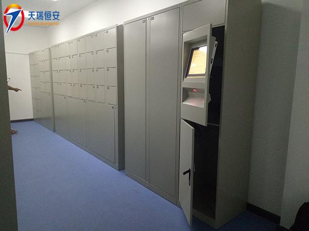 北京市西城区检察院联网型智能卷宗柜项目调试完毕