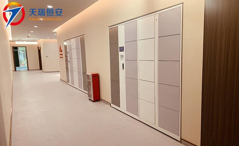 二维码型智能储物柜