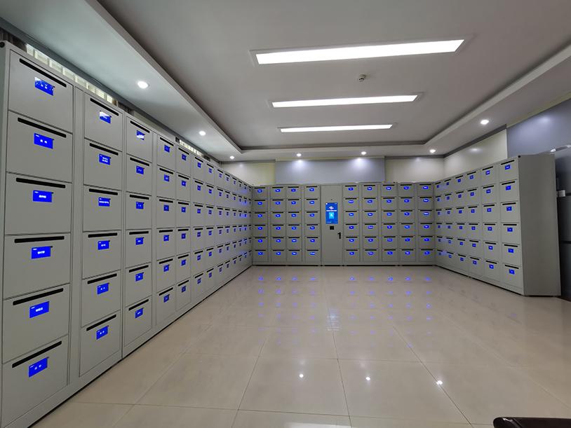 智能文件 交换箱