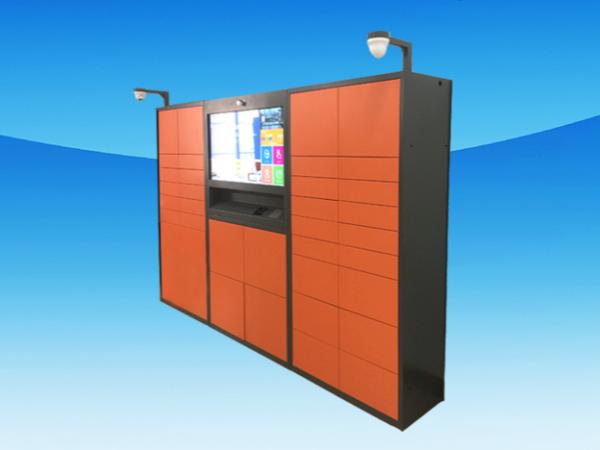 智能快递柜在小区中如何使用?