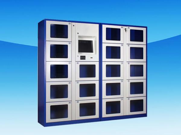智能公文流转柜在一定程度上提升单位形象且保证资料存储安全
