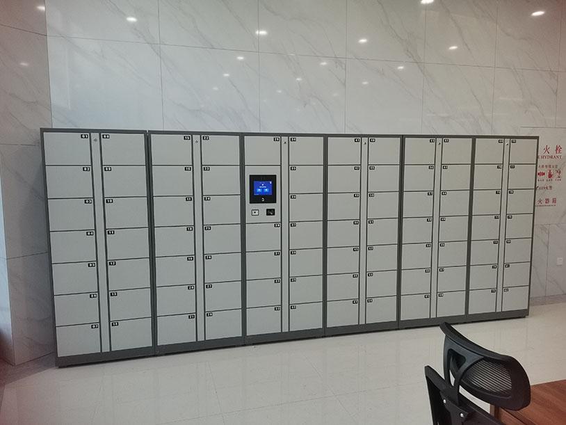 吉林市政务服务管理局组建24小时自助文件流转柜--实现数字化管理模式