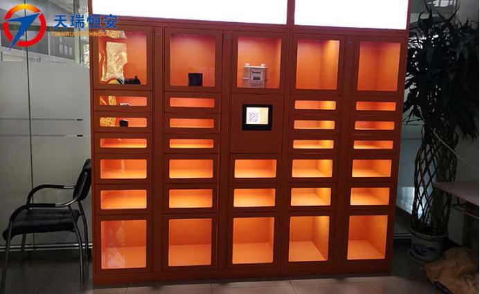 智能书包柜