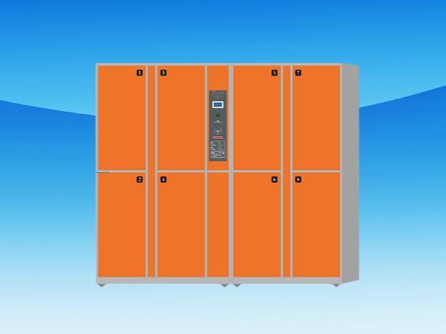 电子存包柜迎合时代的需要,减少资源损耗