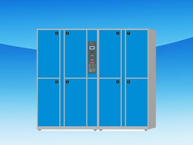 智能储物柜厂家拥有更先进的技术保障