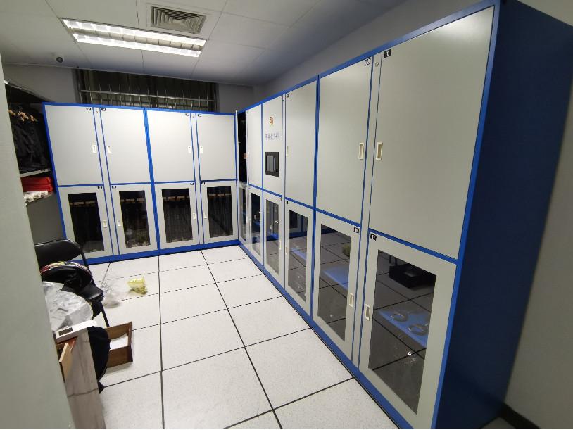 北京市第一中级人民法院紧密围绕国家工作大局投放天瑞恒安智能装备柜