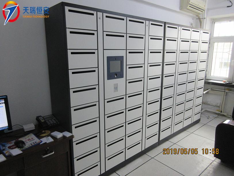 吉林省吉林市昌邑区政府采购智能文件交换柜案例