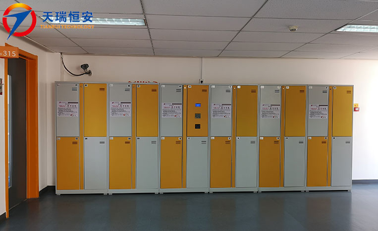 西安电子储物柜