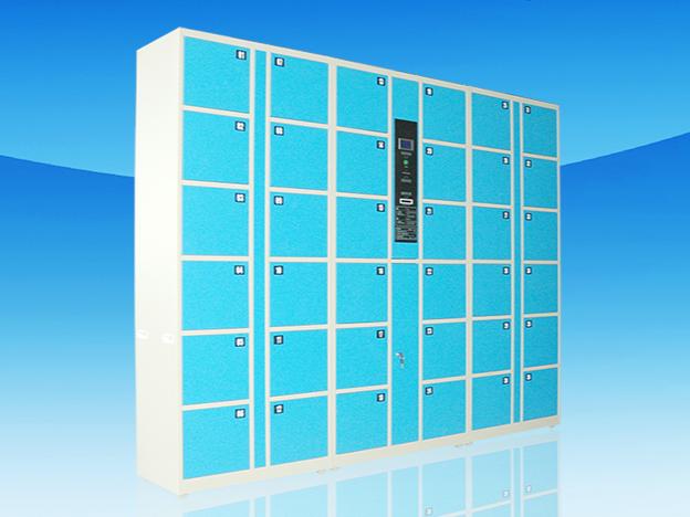 带你了解IC卡型电子寄存柜的特点【北京天瑞恒安】