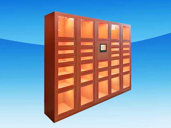 大数据时代西安地区智慧校园引进共享寄存柜,寄存柜帮助学校智慧管理