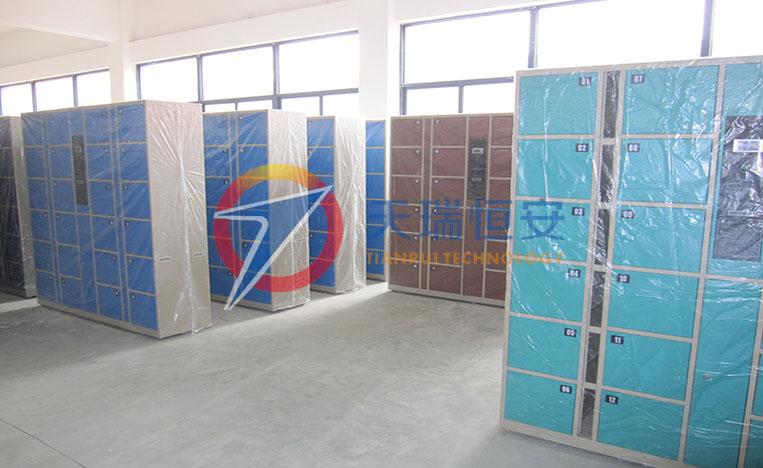北京天瑞恒安科技有限公司库房内景