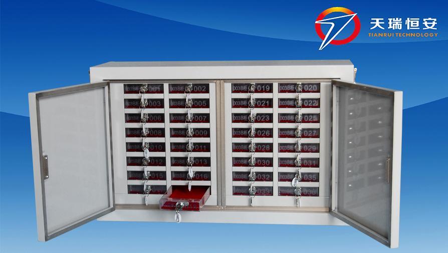 32格亚克力手机信号屏蔽柜