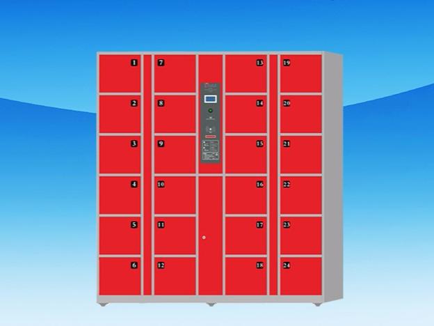 【天瑞恒安】 电子寄存柜的操作详细步骤
