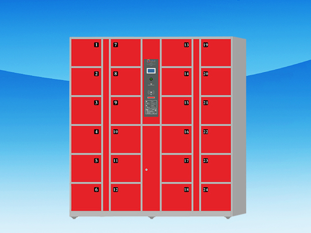 电子储物柜多少钱要看不同的厂家