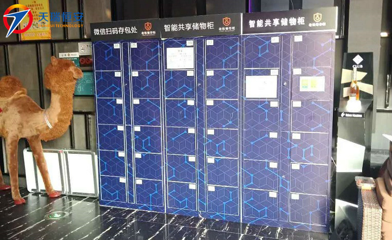 共享储物柜
