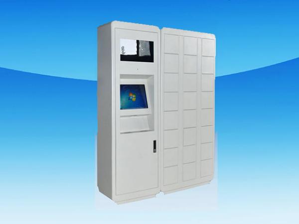 智能电子寄存柜以智能化寄存方式呈现在我们生活中
