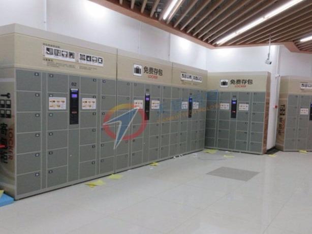 【天瑞恒安】适合员工存放物品的智能储物柜