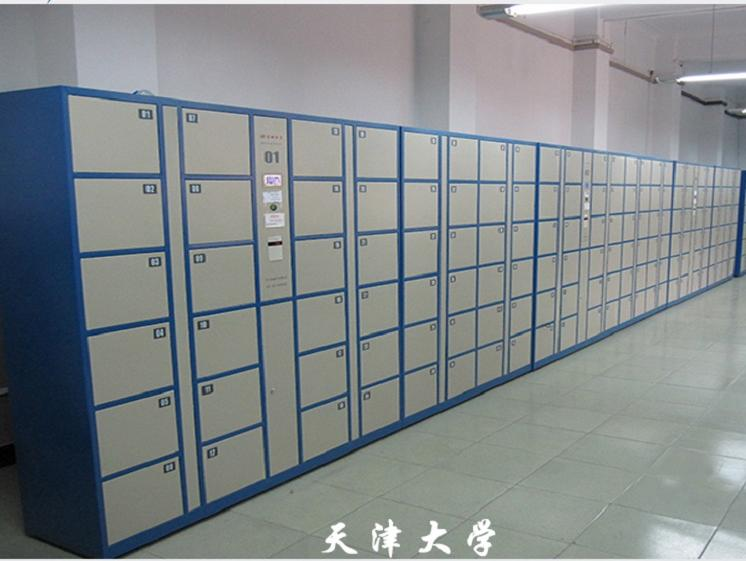 微信扫码式智能储物柜出世,共享寄存柜谁更受青睐?