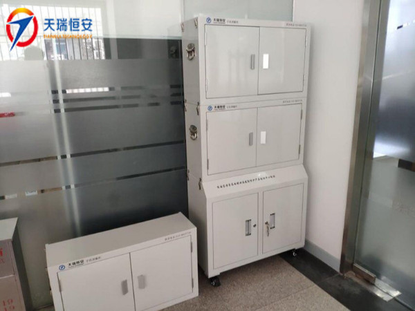 中国外文局采购天瑞恒安通过国保局认证的手机信号屏蔽柜案例