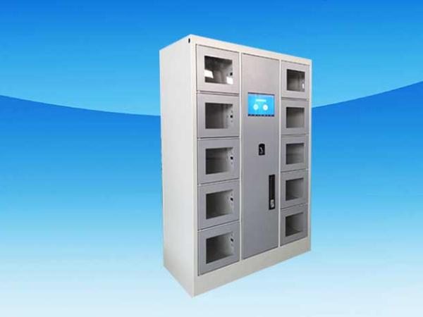 智能储物柜进一步系统升级,储物柜通过外部设备设备可直接查看物品
